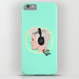 Betty Who   Pop Star iPhone Case
