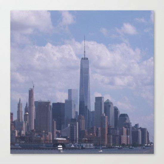 NY Cityscape Canvas Print