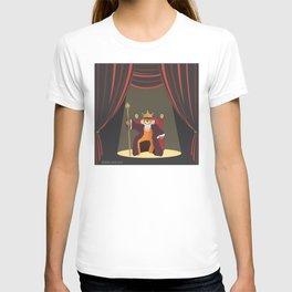 king le[ye]ar T-shirt