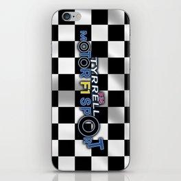 Tyrrell P34 iPhone Skin