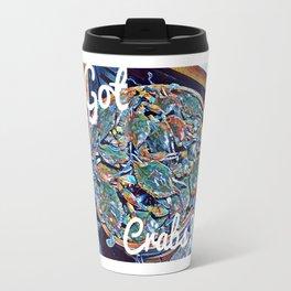 Got Crabs? Travel Mug