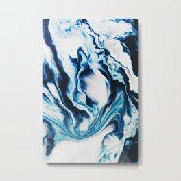 Atlantean Icemelt Metal Print
