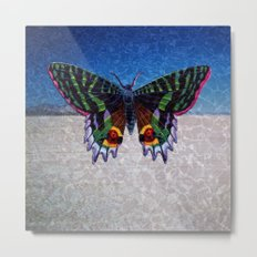Butterfly Dreams 2 Metal Print