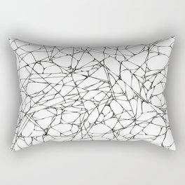 crack! Rectangular Pillow