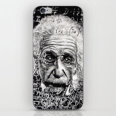The Mind of a Genius iPhone & iPod Skin