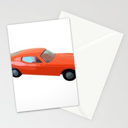 Mach Power Stationery Cards