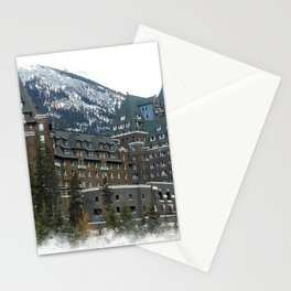Rocky Mountain Living - Banff Resort Stationery Cards