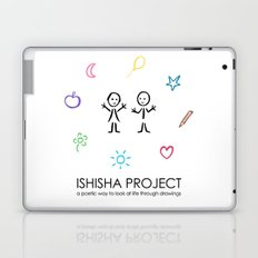 ISHISHA PROJECT by ISHISHA PROJECT Laptop & iPad Skin