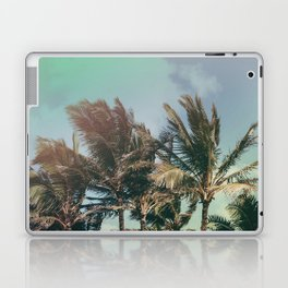 Vintage Palm Hawaii Summer Daze Laptop & iPad Skin