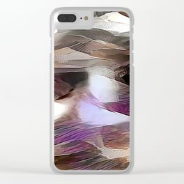 In Shape 81 Clear iPhone Case