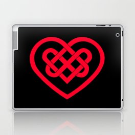 Celtic Heart (Dark) Laptop & iPad Skin