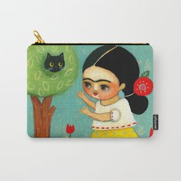 The Cat Rescue! Carry-All Pouch