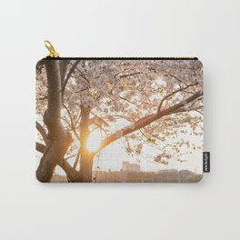 Flower photography by Alex Iby Carry-All Pouch