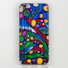 Candy Valley iPhone Skin
