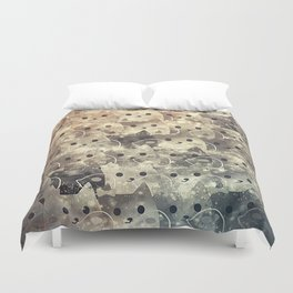 cats-143 Duvet Cover