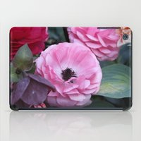 coasters iPad Cases featuring The Softest Pink by H. N.