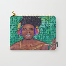 One Track Mind Carry-All Pouch