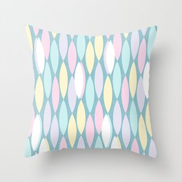Sugared Almonds Throw Pillow