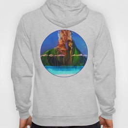 I have a lava dream Hoody