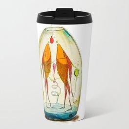 Fish Bowl Travel Mug