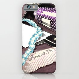 Serial Mom iPhone Case