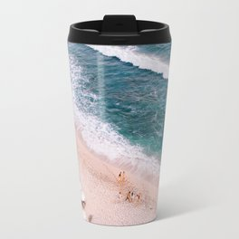 Carefree Summer Travel Mug