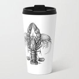 Craw de Lis Travel Mug