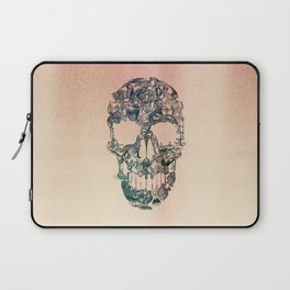 Skull Vintage Laptop Sleeve