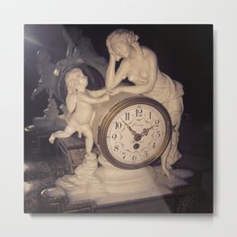 Porcelain Time  Metal Print