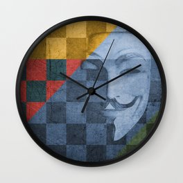 Patchwork 2: The Quickening Reloaded Wall Clock