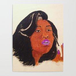 Jazmine Sullivan Poster