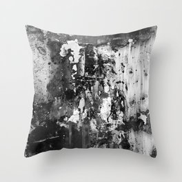 UnShimmery I Throw Pillow