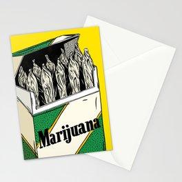 Mainstream Marijuana Stationery Cards