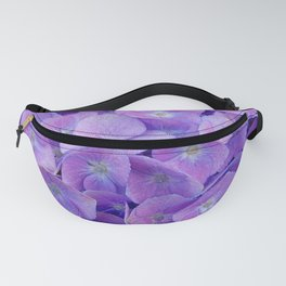 Hydrangea lilac Fanny Pack