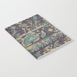 Elephant Batik Notebook