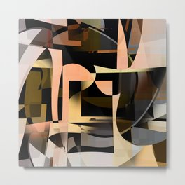 the excess Metal Print