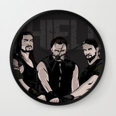 WWE - The Shield Wall Clock