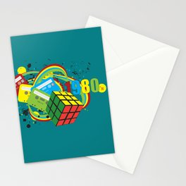 1980's Stationery Cards