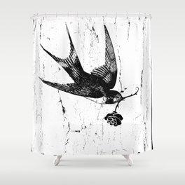 Peace Bringer Shower Curtain
