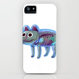Jelly Cat iPhone Case