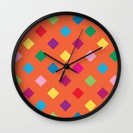 Sugar Cone Wall Clock
