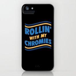 Down Syndrome iPhone Case