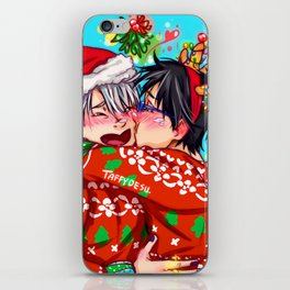 Last Christmas I gave you my heart! iPhone Skin