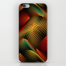 Bed of Snakes iPhone & iPod Skin
