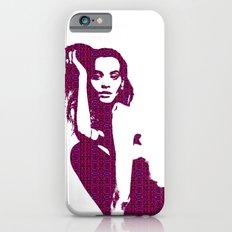 Model Liya Kebede Slim Case iPhone 6s