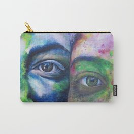We Compliment Each Other Like Colors Carry-All Pouch