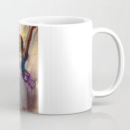 "Edgar Degas ""Dancer Stretching"" Coffee Mug"