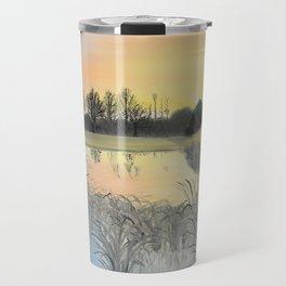 Nudity On The Water Travel Mug