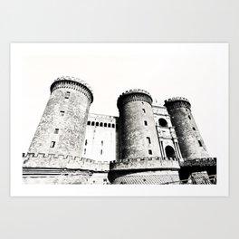 Castel Nuovo Art Print