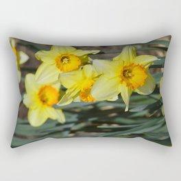 Daffodills Rectangular Pillow